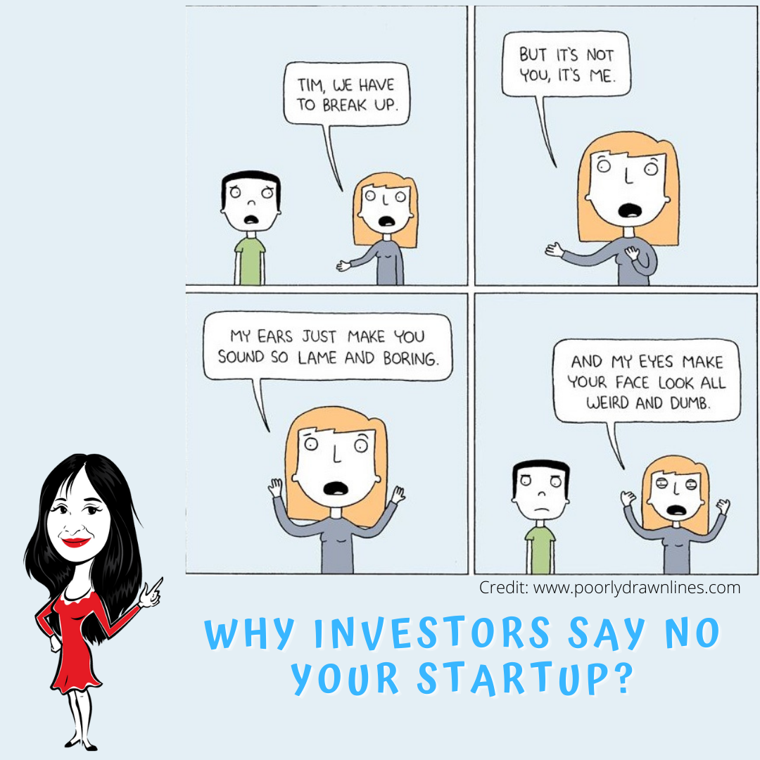 Why Investors Say No To Your Startup