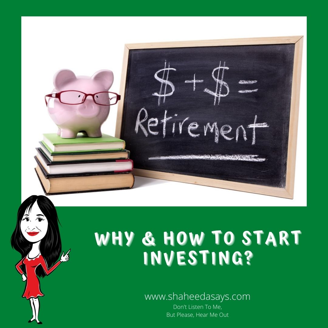 Why & How To Strat Investing